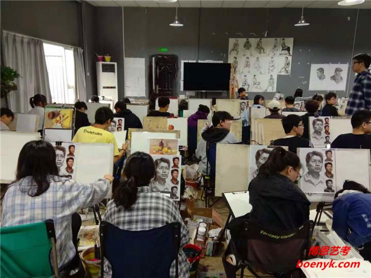 高考美术艺考好考吗?高二学来得及吗?