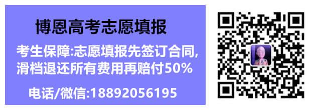 2018年上海师范大学天华学院在甘肃各专业录取最低分/最低位次